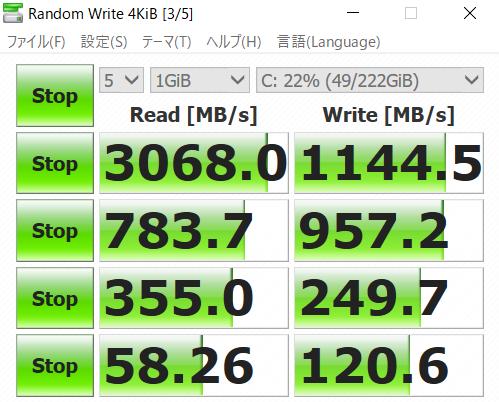 NG5500 C m2 SSD