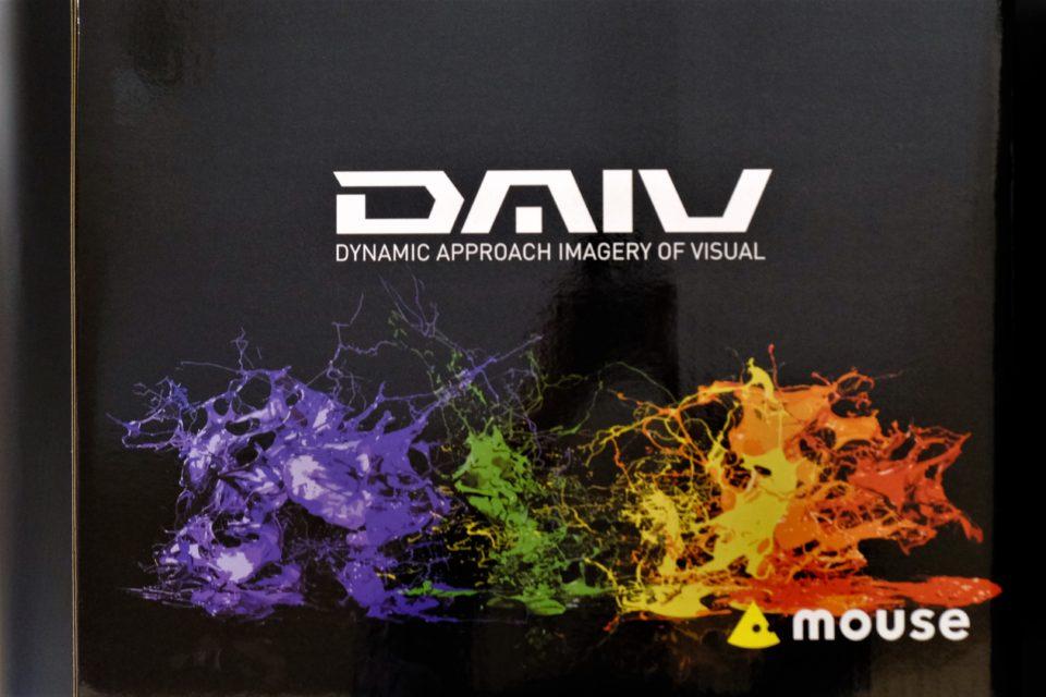 DAIV-NG7620M2-M2SH5-RAW 開封