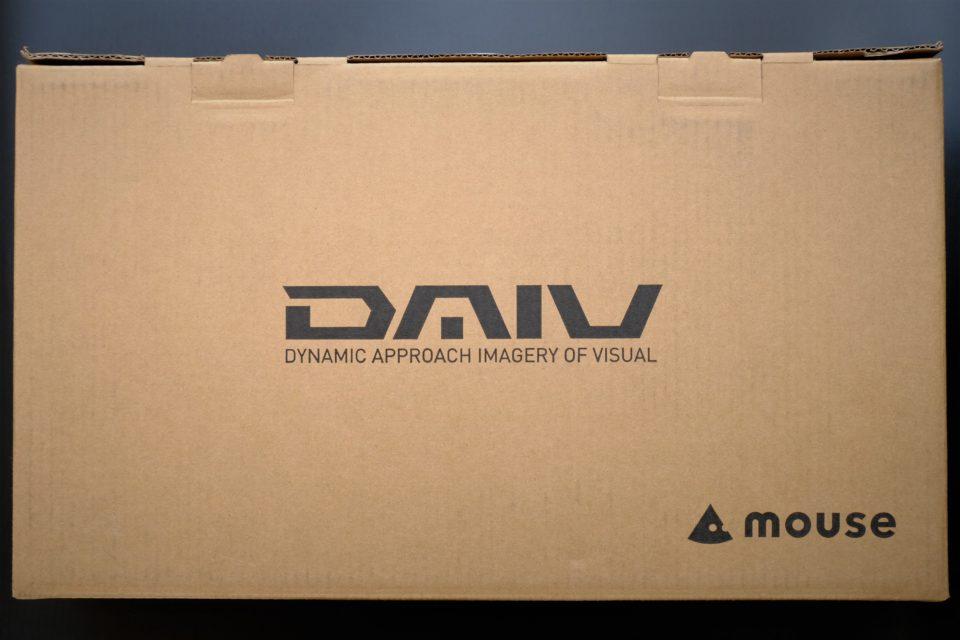 DAIV-NG5720S1-SH2 開封