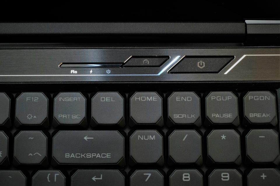 NEXTGEAR-NOTE i7920 ゲームモード