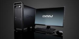 DAIV-DGZ530S4-M2SH2 外観写真
