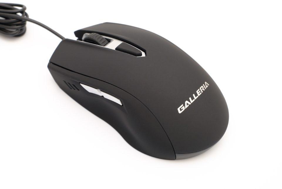 ガレリア XF レビュー マウス