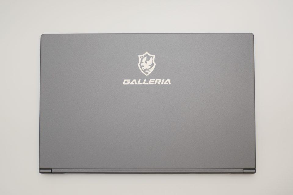 GALLERIA GCR2070RGF-QC-G 写真