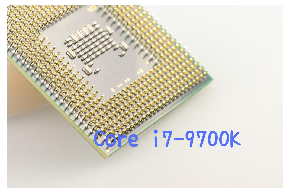 Core i7-9700K おすすめ パソコン