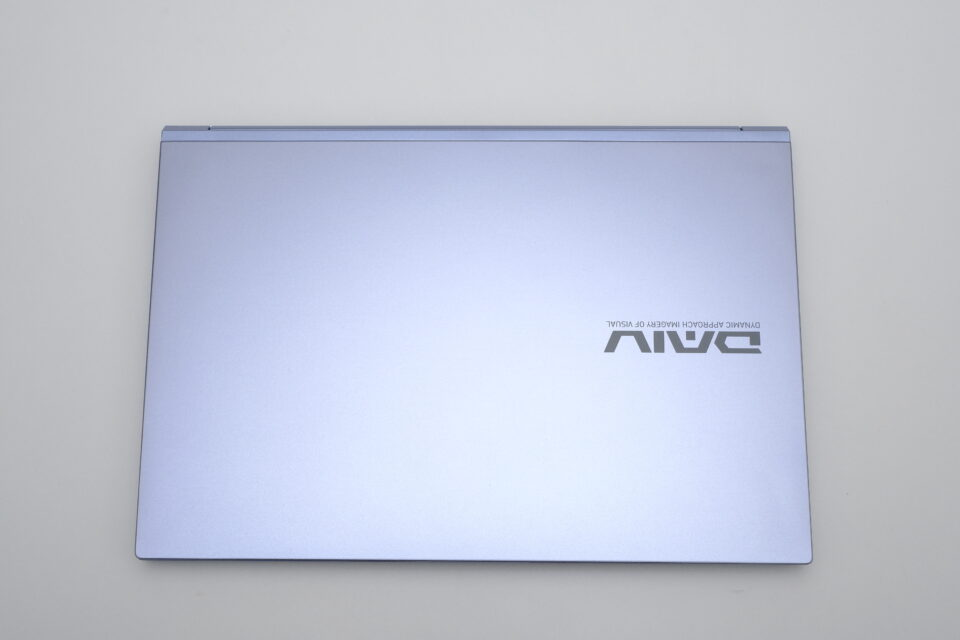DAIV 4N,2021,マウスコンピューター,mouse,レビュー,感想,ブログ,写真