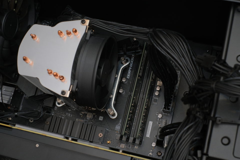 DAIV Z9,写真、中、内部