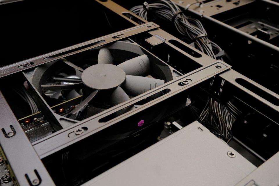 DAIV Z5,cpu,GTX1650 SUPER,冷却,ファン