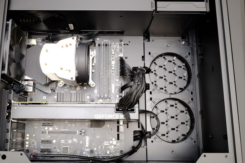 G-Tune HN-Z,SSD,内部写真,中身