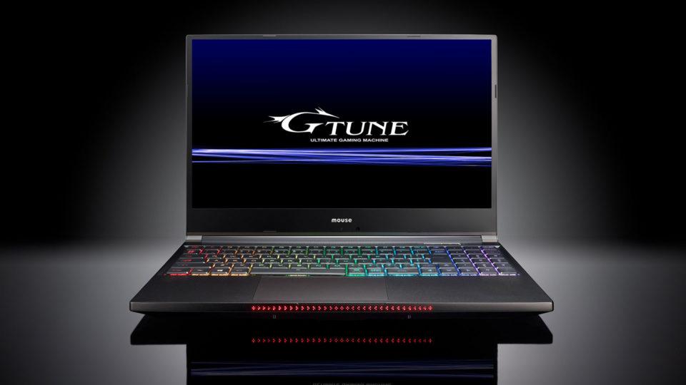 G-Tune H5,ディスプレイ