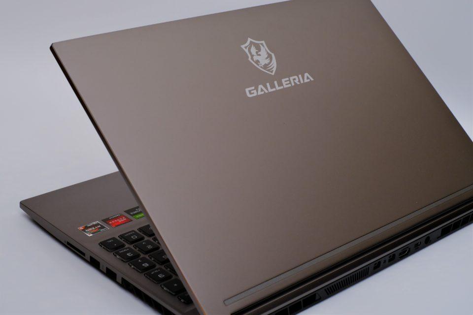 GALLERIA GR1650TGF-T,外観写真