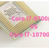 Core i7-10700,Core i7-9700,比較,写真編集,動画編集,