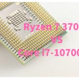 Core i7-10700,Ryzen 7 3700,比較,写真編集,動画編集,