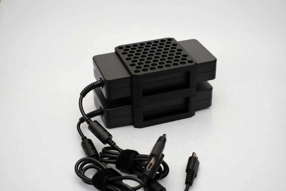 DAIV 7N,付属品,オプション,電源,ACアダプター