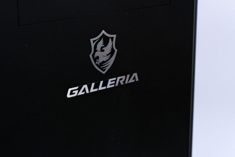 ドスパラ,GALLERIA XA7R-R36,外観,デザイン,写真,購入