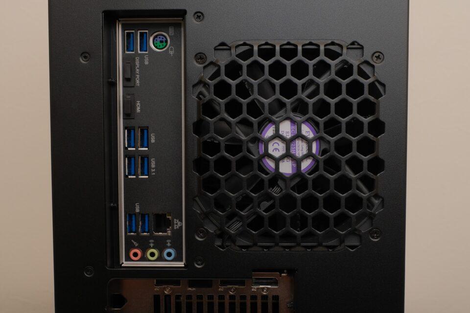 マウスコンピューター,G-Tune EP-A-6700XT,レビュー,CPU,インターフェース