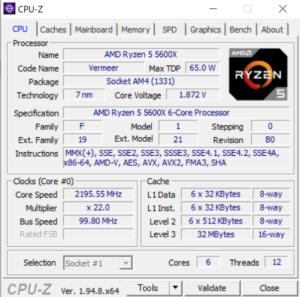 ドスパラ,GALLERIA XA5R-67XT,ガレリア,,Ryzen 5 5600H,レビュー,CPU,性能,ブログ,比較