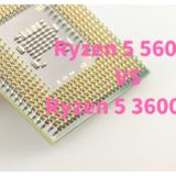 Ryzen 5 5600X,おすすめ,パソコン,デスクトップ,ブログ,評価,口コミ,写真編集,RAW現像,Core i5-11400,比較,性能差,ベンチマーク,どっち,Ryzen 5 3600