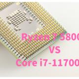 Ryzen 5 5600X,おすすめ,パソコン,デスクトップ,ブログ,評価,口コミ,写真編集,RAW現像,Core i7-11700,比較,性能差,ベンチマーク,どっち